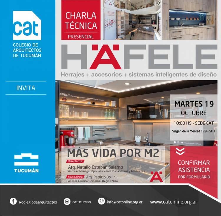CHARLA_TECNICA_HAFELE